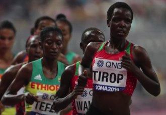 Asesinan a Agnes Tirop, ´diamante´ del deporte en Kenia