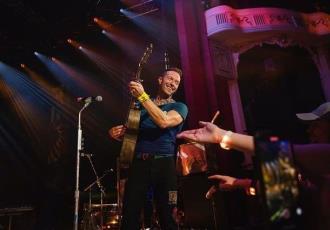 Coldplay regresa a México con gira mundial en 2022