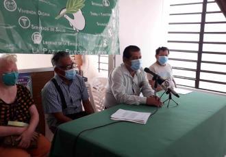 """Preocupa a CODEHUTAB que gobierno se """"ensañe"""" con los detenidos en la refinería"""
