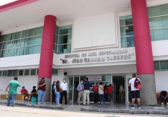 Reporta SSA 262 contagios y 13 decesos por coronavirus en Tabasco en las últimas horas