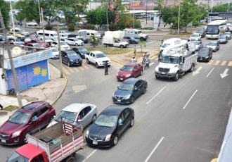 Descartan por ahora, implementar el Hoy No Circula en Villahermosa