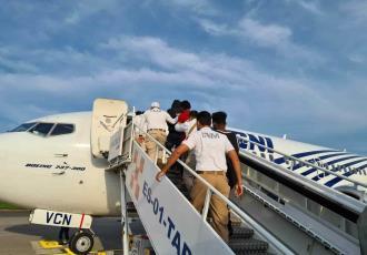 México ha erogado cerca de 420 mdp para la deportación aérea de migrantes