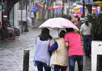 Frente frío 4 dejaría lluvias de hasta 150 mm para Tabasco, estima Conagua