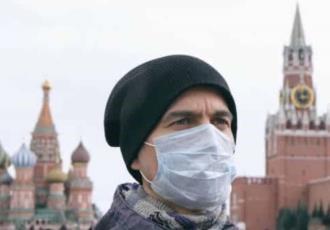 Registra Rusia por primera vez más de mil decesos por COVID-19 en un solo día, desde el inicio de la pandemia