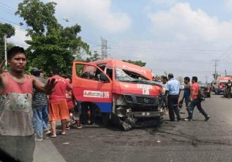 Considera diputada de MC que Semovi debe revisar seguros de unidades del servicio público, tras accidente en Parrilla