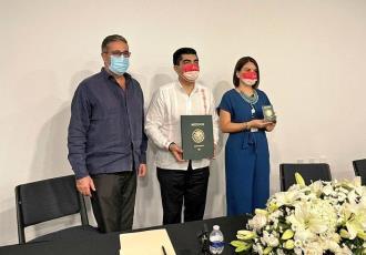 Presenta SRE proyecto de nuevas oficinas de pasaportes en Yucatán y Quintana Roo
