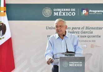 Regresan segundos pisos con AMLO; promete uno en Tijuana