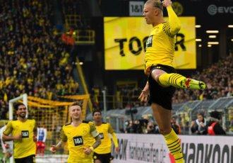 Haaland llega a 70 goles en 68 partidos con el Borussia Dortmund