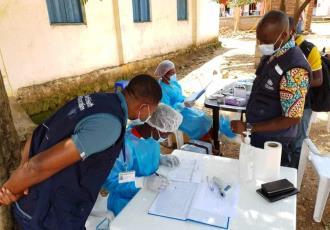 Sube a 5 el número de casos por rebrote de ébola en el Congo