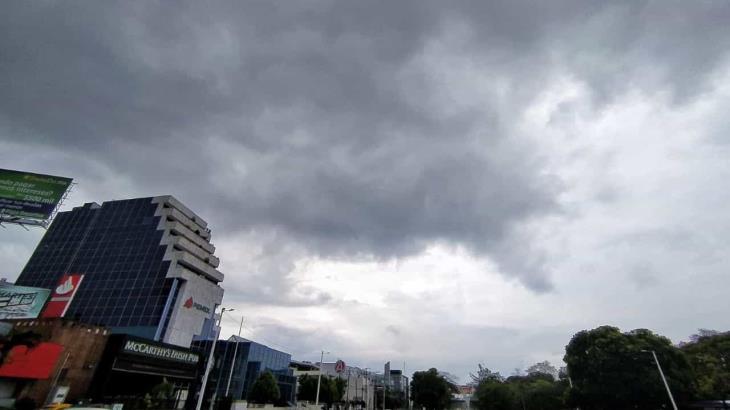Frente Frío 5 y paso de Ondas Tropicales, generarán lluvias en Tabasco el fin de semana